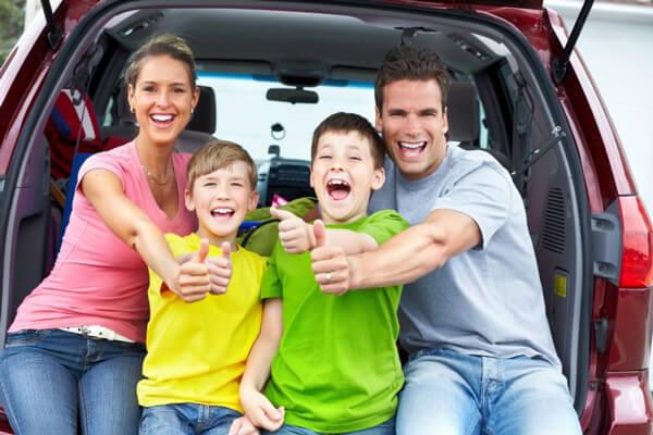 Noleggio auto familiari Cesena