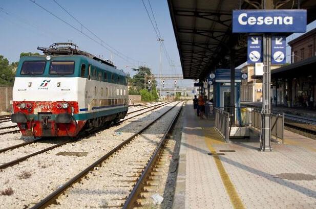 Noleggio auto Stazione Cesena