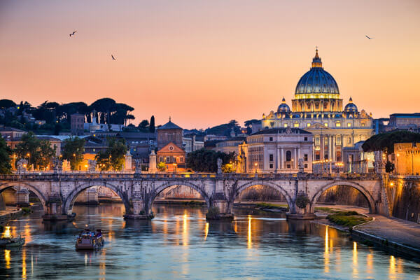Da Cesena a Roma