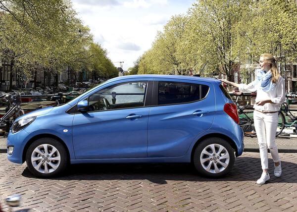Opel Karl noleggio lungo termine Cesena
