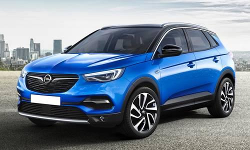 noleggio Grand Land SUV Opel Cesena